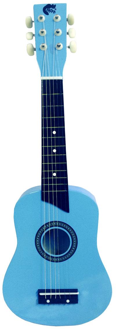 Gitarr blå, Kalikå