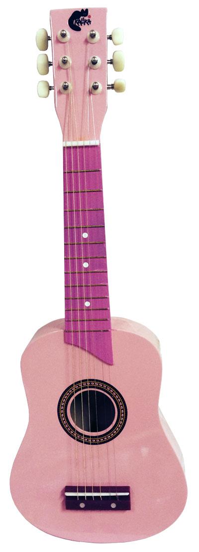 Gitarr rosa, Kalikå