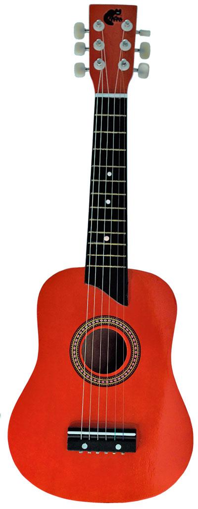 Gitarr röd, Kalikå